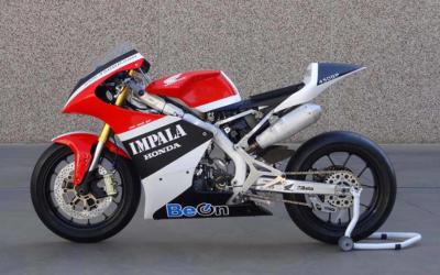 BeOn Kit 450GP + Honda CRF 2019
