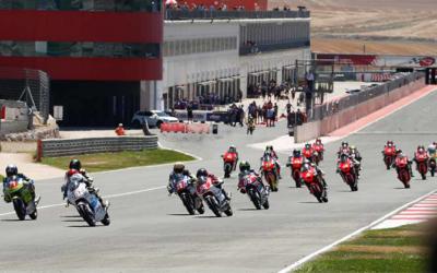 NAVARRA-Primera prueba del Campeonato de España de Superbike-2020