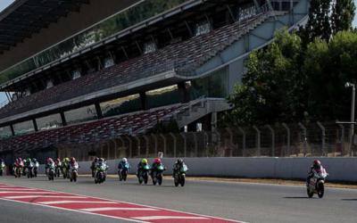 BARCELONA-Segunda prueba del Campeonato de España de Superbike-2020