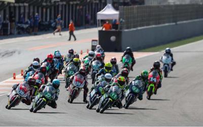 VALENCIA-Tercera prueba del Campeonato de España de Superbike-2020
